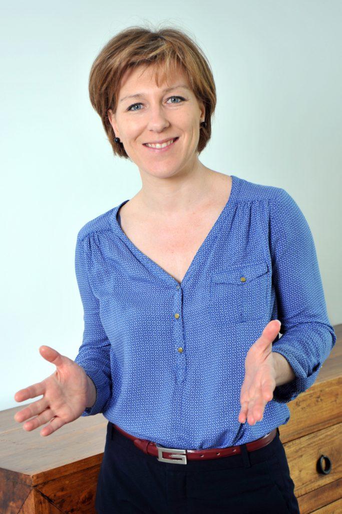 Sandrine Mollé, Presidente de Dyvem a participé à la Learning Expedition by EMC2