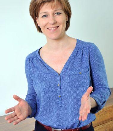 Sandrine Mollé, Presidente de Dyvem
