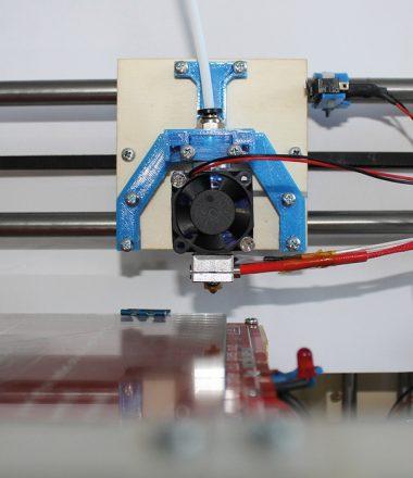 Buse d'une imprimante 3D