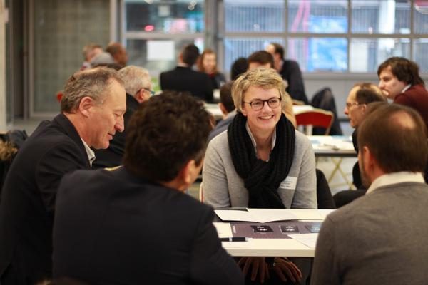 Marie-Christine Lancien au Connecting Meeting 2020