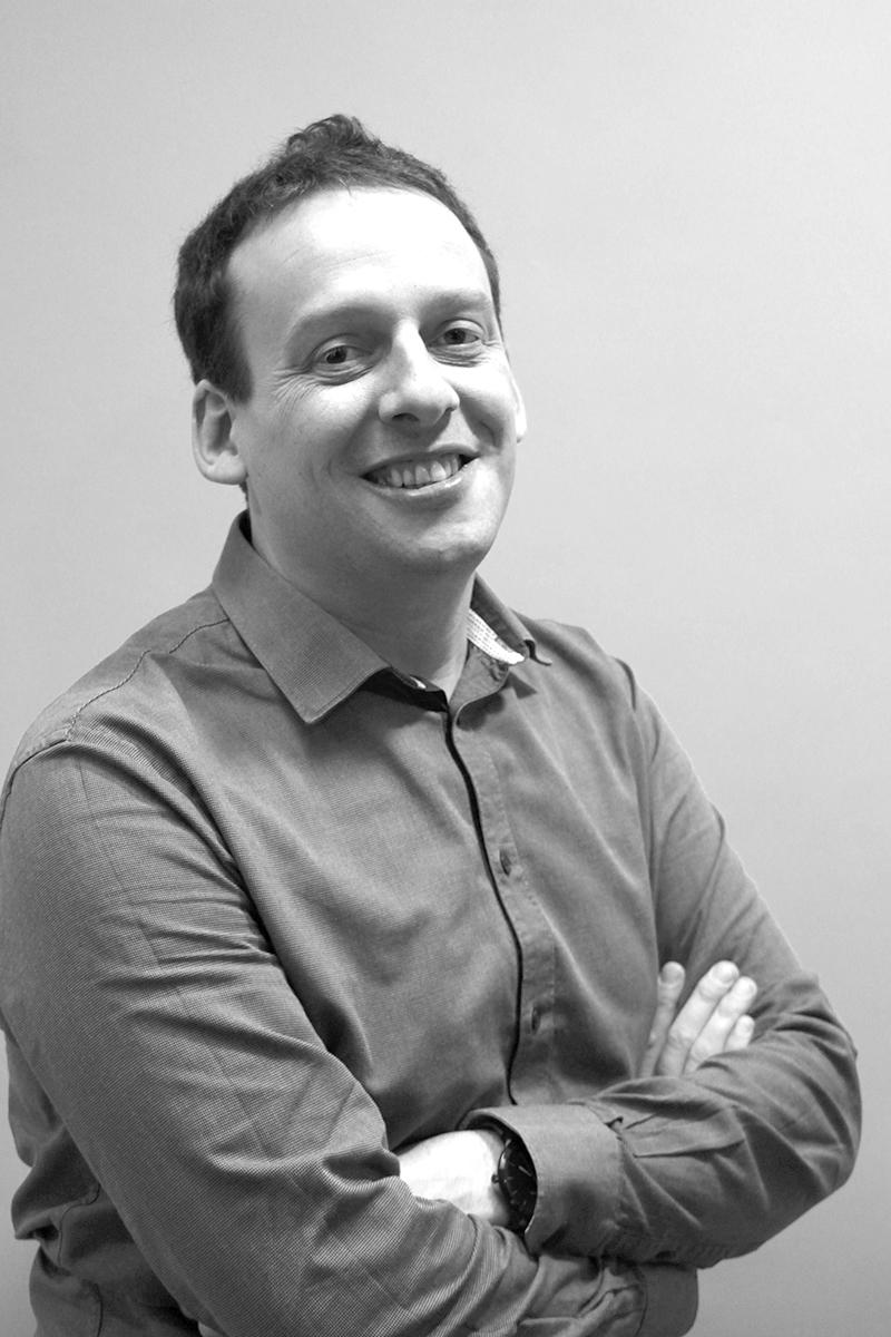 Steven Guyomarch charge projet innovation collaborative au sein du Pôle EMC2