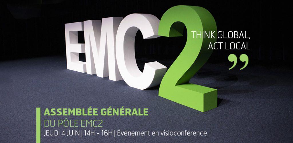 Assemblée Générale du Pôle EMC2