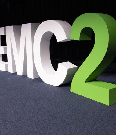 EMC2 se tient à vos côtés