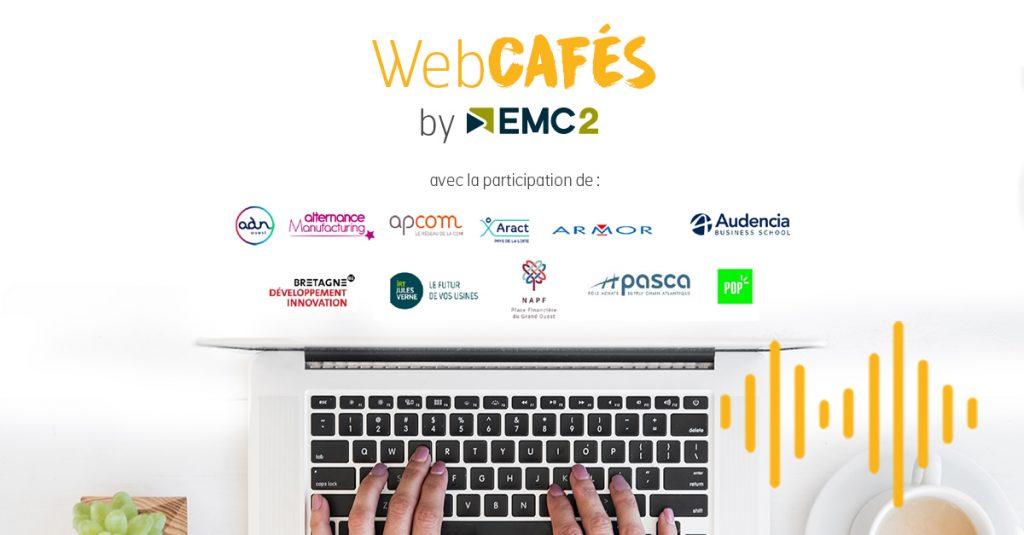 17 webcafés ont été organisés par EMC2