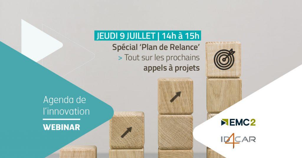 Agenda Innovation - Spécial Plan de Relance
