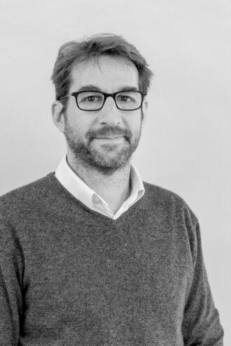 Charles Devaux, chargé de projets au Pôle EMC2